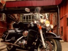 Harley-Davidson FLHRCI Road King Classic 2008 - Мотоцикл