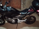 Honda NC700XD 2012 - Мой