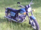 ИЖ Юпитер-5 1990 - мотоцикл