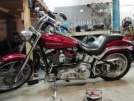Harley-Davidson FXSTD Softail Deuce 2004 - секрет