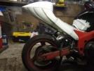 Honda CBR1100XX Super Blackbird 2001 - хищник