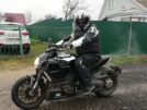 Ducati Diavel Cromo 2012 - Демон