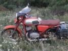 Jawa 350 typ 634 1975 - Лапушка