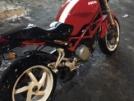 Ducati Monster 800 S2R 2005 - Бычок