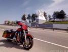 Harley-Davidson FLHX Street Glide 2011 - Пламень