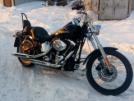 Harley-Davidson FXSTC Softail Custom 2007 - Black Betty