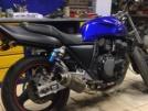 Honda CB400SF 1993 - Синячок