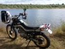 Yamaha XT225 Serow 2001 - Серов