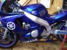 Yamaha YZF600R Thundercat 1999 - парень