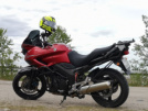 Yamaha TDM900A 2007 - Рана