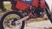 Honda CRM250R-2 1990 - Винтаж