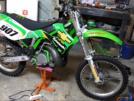 Kawasaki KX250F 2002 - Халк