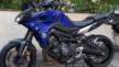 Yamaha MT-09 2018 - Японец