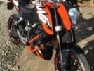 KTM 200 Duke 2012 - Дюкаша