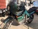 Honda XL400V Transalp 1992 - Зеленый