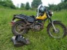 Yamaha TW225 2001 - ТэВэшка