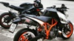 KTM 990 Super Duke 2008 - Кот
