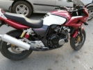 Honda CB400 Super Bol dOr 2005 - Ласточка