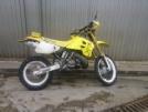 Suzuki RMX250S 1993 - Жёлтый