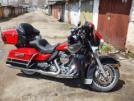 Harley-Davidson FLHTK Electra Glide Ultra Limited 2010 - Красный