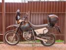 Suzuki DR650 1996 - Калаш