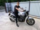 Honda CBF600 2005 - хонда ))