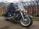 Harley-Davidson FLSTC Heritage Softail Classic 2007 - Харли