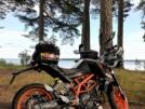 KTM 390 Duke 2014 - Дюшесик
