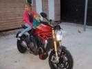 Ducati Monster 1200 2014 - MegaStradale