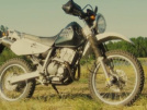 Suzuki Djebel 200 1999 - дюбля