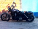 Harley-Davidson FXDB Dyna Street Bob 2017 - Ворчун