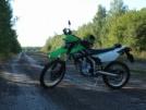Kawasaki KLX250 2013 - Фрост