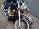 Yamaha Drag Star XVS1100A Classic 2001 - мотоцикл)