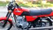Jawa 350 typ 638 1986 - Красный