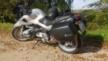 BMW R1150R 2003 - Тепловоз