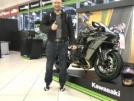 Kawasaki Ninja H2 2017 - Космолет