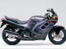 Honda CBR750 Hurricane 1987 - Харек