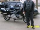 BMW K1200LT 2003 - Бабоукладчик