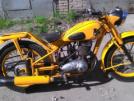 ИЖ 49 1954 - Желтый