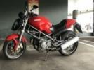 Ducati Monster 400 2002 - red