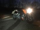 KTM 200 Duke 2012 - Рыжий