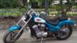Honda VLX400 Steed 1996 - Горбатый