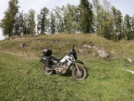 Kawasaki KLR650 2004 - клр