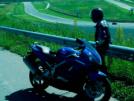 Honda CBR600F4i 2006 - Синий