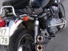 Honda CB400 Four 1999 - Friend