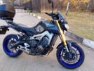 Yamaha MT-09 2014 - ноль девятый