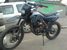 Irbis TTR250 2012 - Недокросс