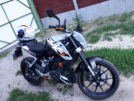 KTM 125 Duke 2012 - Дюк