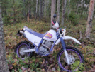 Yamaha TT250R 1996 - Яма