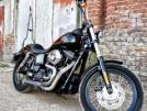 Harley-Davidson FXDB Street Bob 2016 - Гром